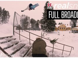 x games real snow