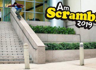 am scramble